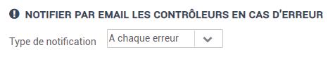 notification erreur designer